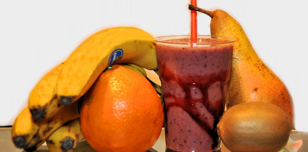 Frullati e Granite di frutta fresca